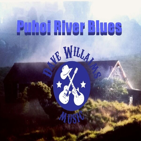 Cover art for Puhoi River Blues